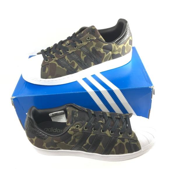 ec285dd372e51 adidas Shoes | Superstar Originals Camo Mens | Poshmark